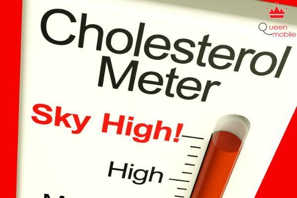 Đừng để lượng cholesterol trong máu quá cao