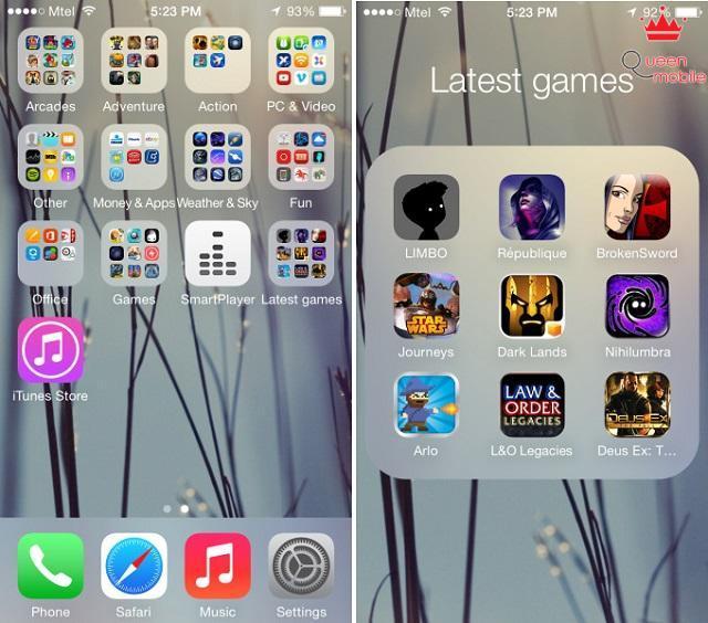 Đánh giá iOS 8 – Sẵn sàng chào đón iPhone 6