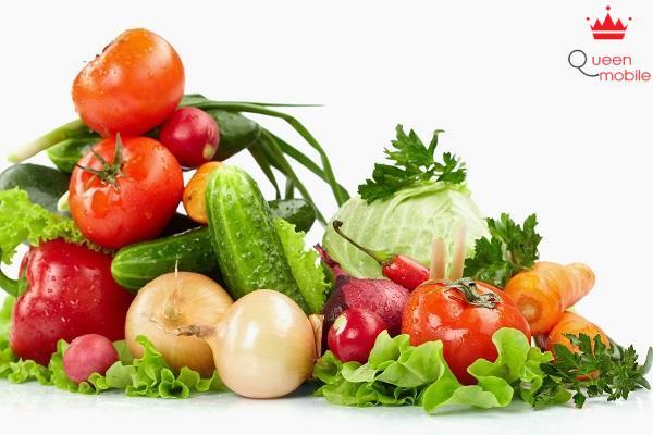 Chất xơ của rau củ sẽ hút vị cay và tăng thêm vị ngọt cho món ăn