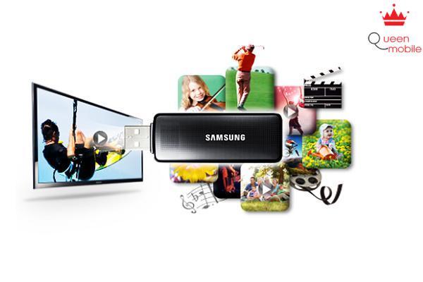 Kết nối thế giới giải trí dễ dàng qua USB
