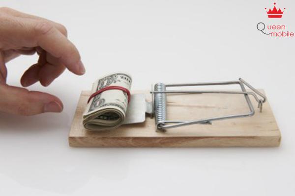 Nhặt tiền rơi có thể rước họa vào thân