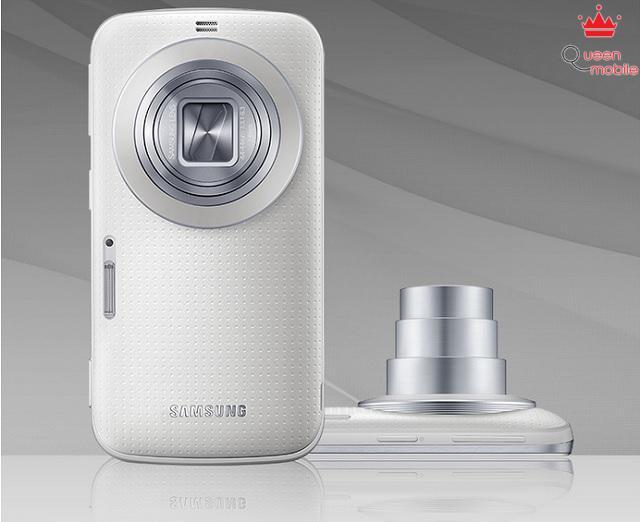 Samsung Galaxy K Zoom - Điện thoại kiêm máy ảnh nhỏ gọn