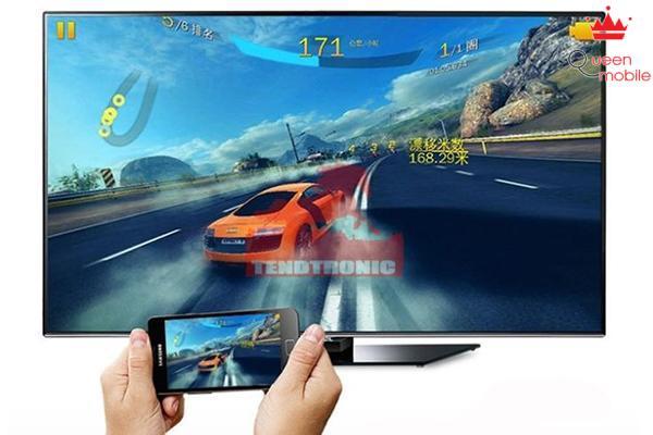 Tương tác đa màn hình TCL nScreen với nhiều ứng dụng thú vị