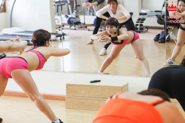 Thường xuyên tập thể dục để tiêu hao lượng calo thừa trong cơ thể