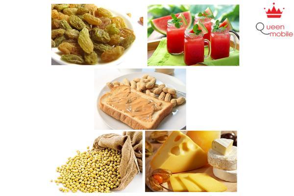 5 loại thực phẩm giúp tăng cân nhanh chóng