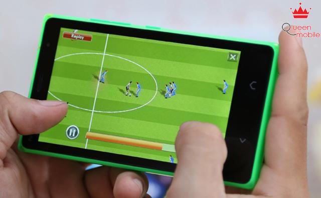 Cấu hình ổn giúp Nokia X2 chơi tốt một số game 3D nặng