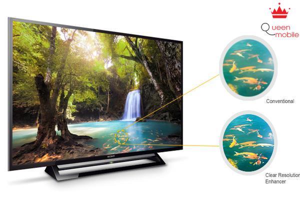 Độ phân giải HD cho chất lượng hình ảnh rõ nét