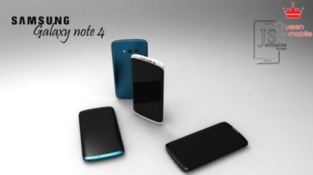 Người ta vẫn luôn kỳ vọng một sự thay đổi lớn về thiết kế trên Note 4