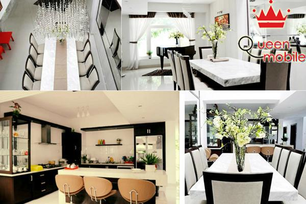 Nhà-bếp triệu đô của MC Quyền Linh