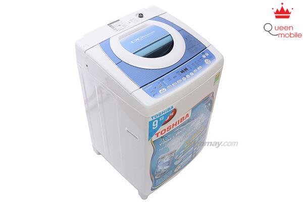 Mâm giặt Mega Power tạo luồng nước 3 chiều giặt giũ vượt trội
