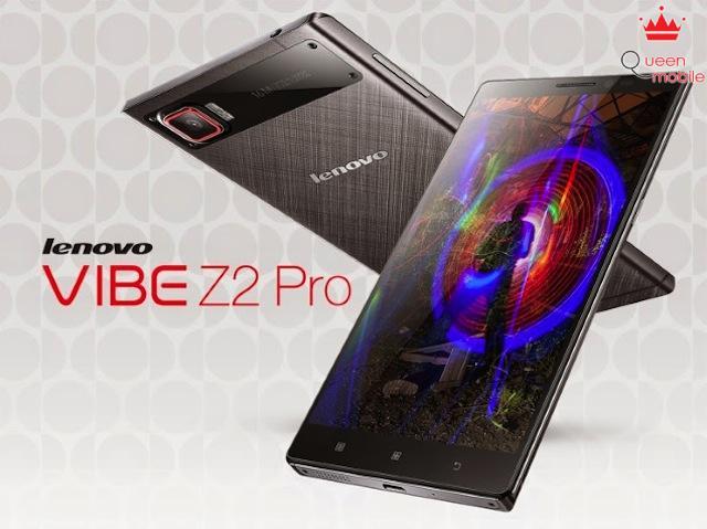 Lenovo ra mắt quái vật Vibe Z2 Pro đối thủ của Galaxy Note 4