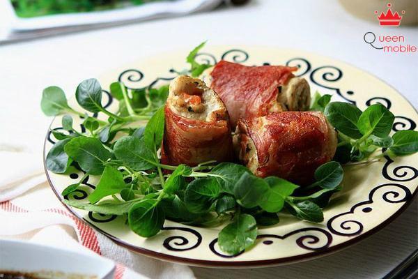 Thịt xông khói dễ dẫn đến ung thư đại tràng