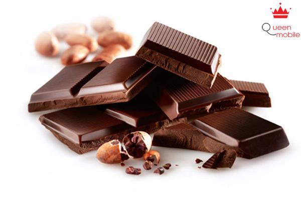 Không nên quá lo lắng về hàm lượng calo có trong sô-cô-la