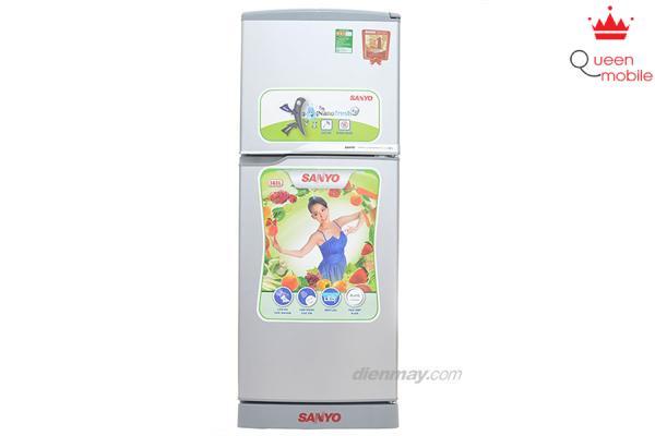 Tủ lạnh có thiết kế đơn giản nhưng rất tinh tế