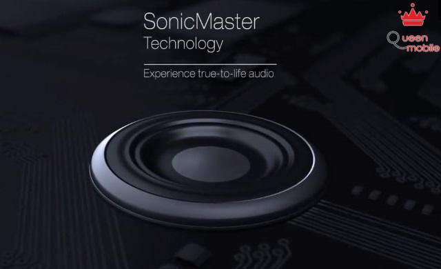 Công nghệ âm thanh độc quyền SonicMaster của Asus
