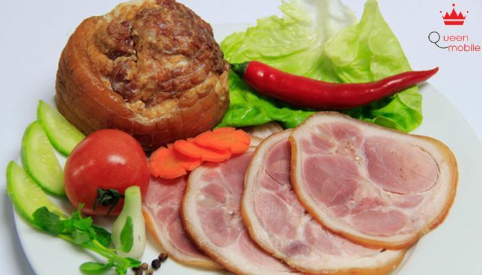 Thịt xông khói tuy hấp dẫn nhưng không có lợi cho sức khoẻ