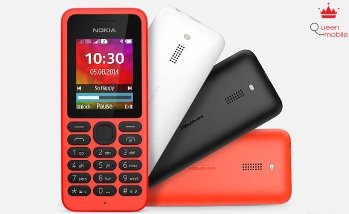 Microsoft bất ngờ ra mắt Nokia 130 giá 550 ngàn đồng