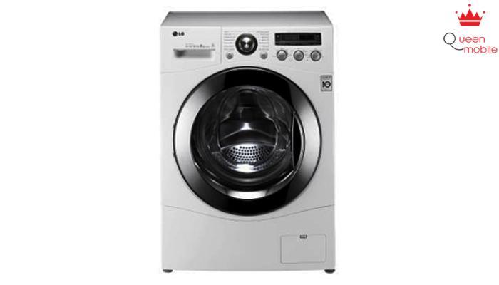 Máy giặt đến 8kg trong khi tiêu thụ chỉ 52 lít nước