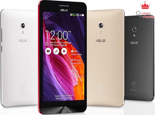 Asus Zenfone 6 bản 2 nhân 1.6GHz chuẩn bị lên kệ với giá 5,490,000đ