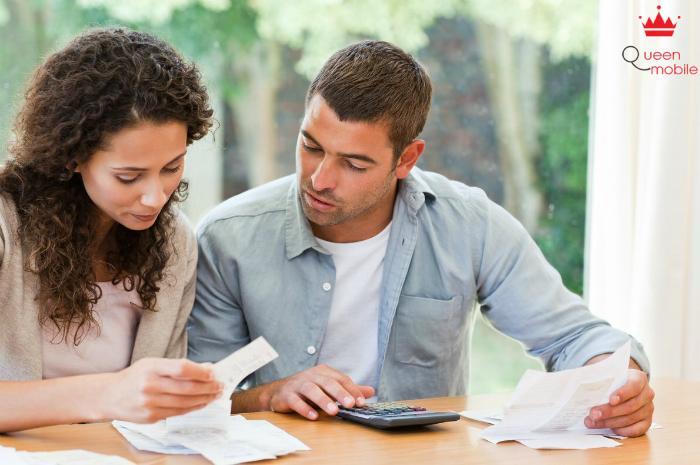 Nếu có một người chồng biết chia sẻ kinh tế, bạn sẽ nhanh chóng làm giàu
