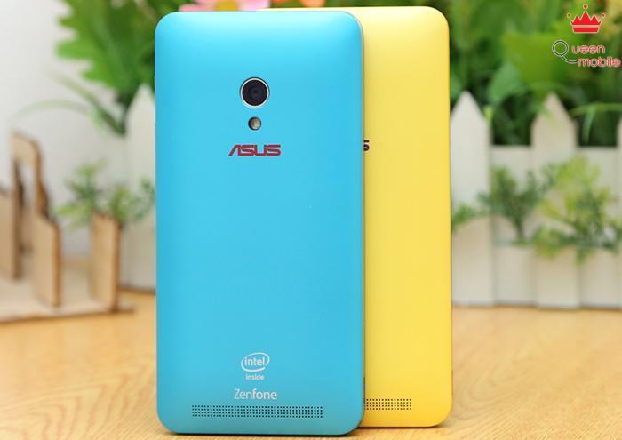 Đánh giá Asus Zenfone 4 A450 – Hiệu năng cao, rất nhiều tiện ích