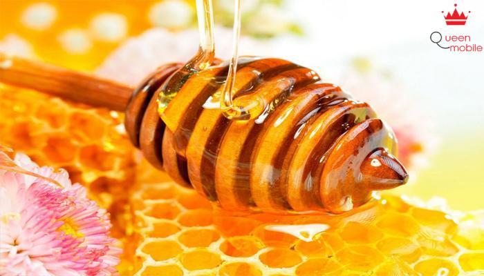 Tắm mật ong mang lại mùi thơm cho toàn cơ thể
