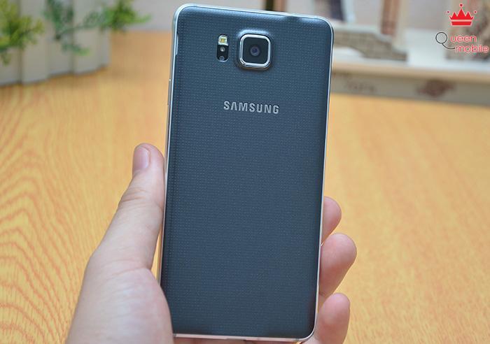 Trên tay Samsung Galaxy Alpha - Mỏng, nhẹ, mạnh, lấy nét cực nhanh