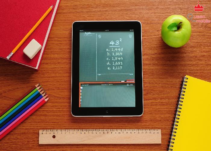 Một vài công cụ mới làm tăng hứng thú học tập.