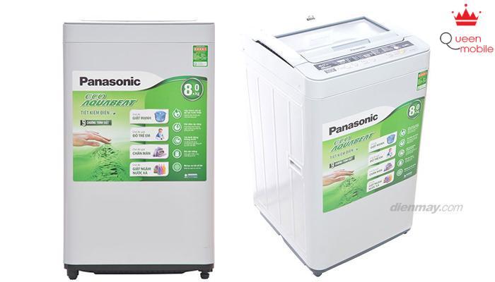 Thiết kế máy giặt tinh tế và hài hòa