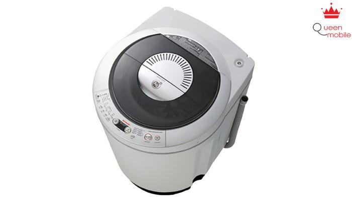 Lồng giặt Eco Sharp cho phép giặt các chất liệu mỏng nhẹ nhàng