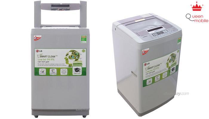 Cảm biến thông minh loại bỏ cặn bột giặt bảo vệ làn da