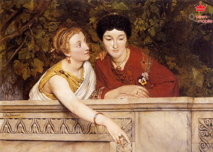 Khám phá bí quyết làm đẹp của phụ nữ cổ đại
