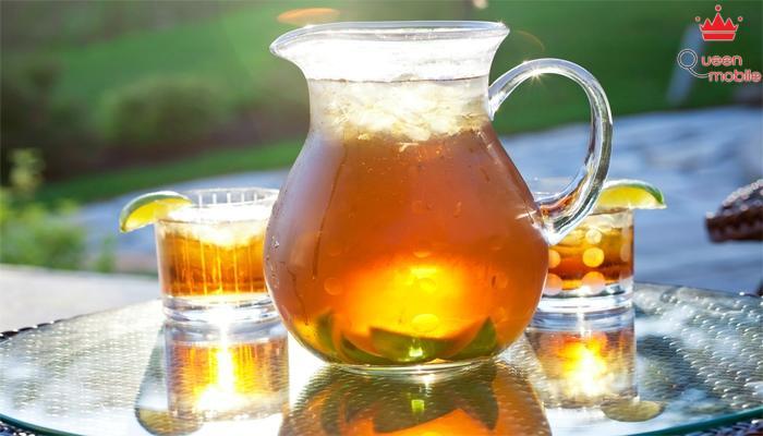 Uống nhiều trà sẽ làm tăng nguy cơ sỏi thận