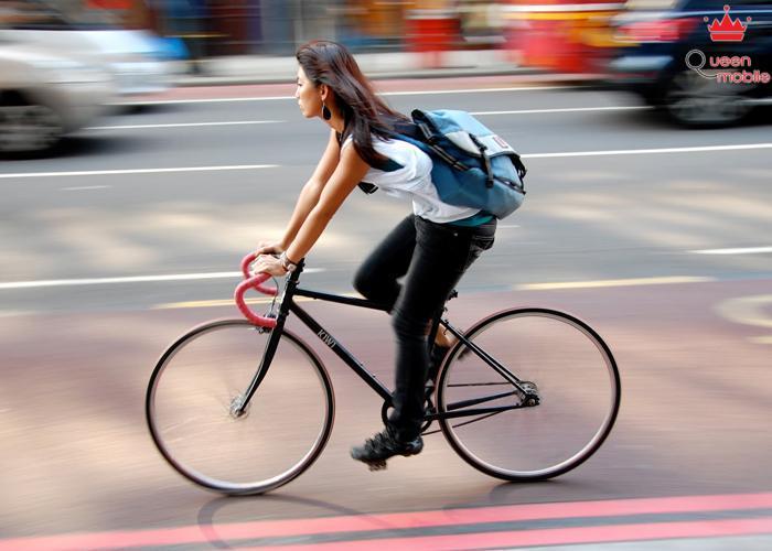 Chạy xe đạp như người Hà Lan để có một sức khỏe bền vững