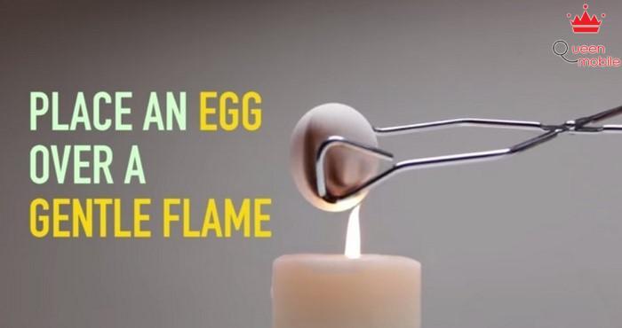 Ảo giác với quả trứng bạc