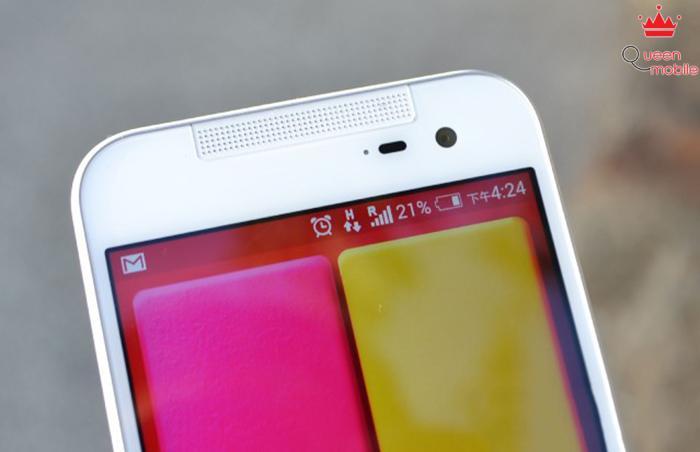 HTC Butterfly 2 sẽ được trang bị hệ thống loa BoomSound thế hệ mới