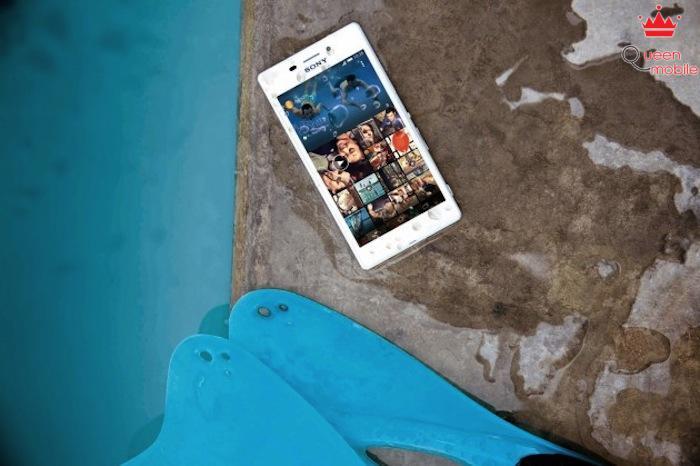 Sony giới thiệu smartphone tầm trung chống nước tốt nhất thế giới