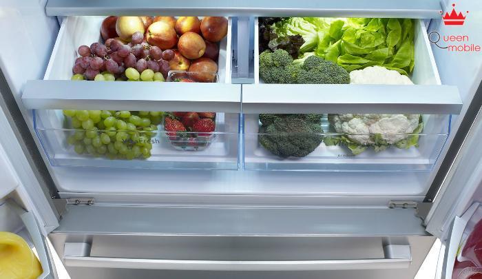 Sữa tươi giúp khử mùi hôi của tủ lạnh hiệu quả