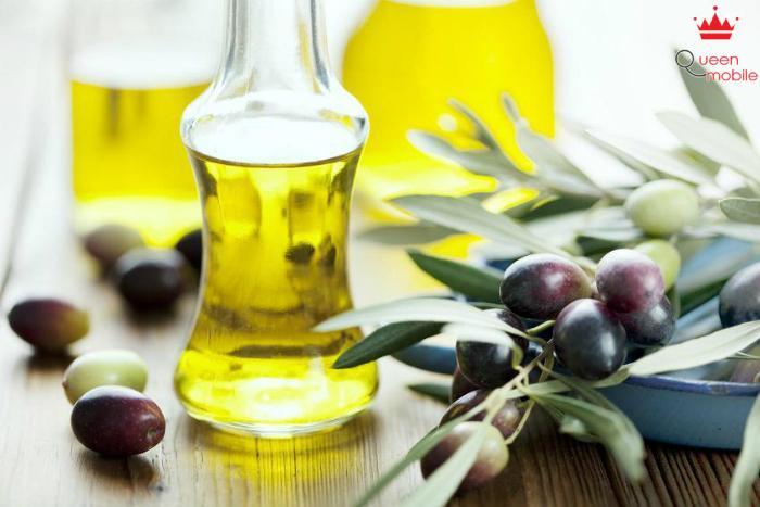 Nên bổ sung chất béo từ dầu ô liu