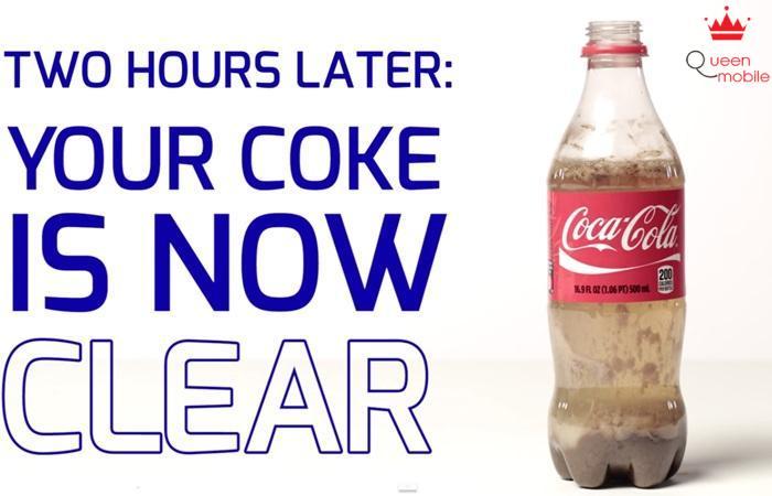 Chờ…2 tiếng sau, ô la la bạn đã có một chai nước