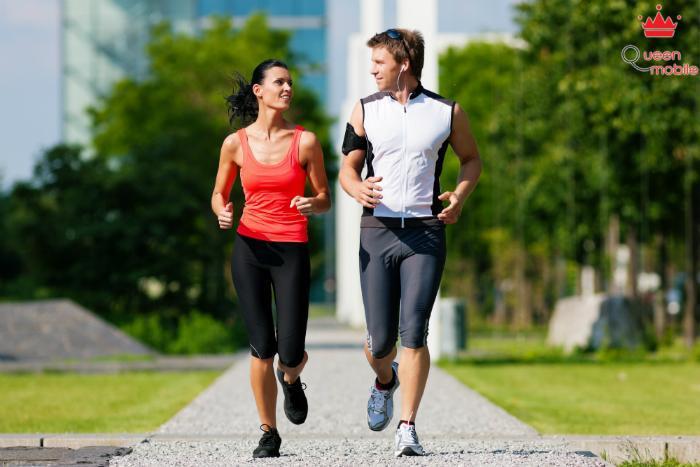 Chạy bộ là cách tốt nhất để rèn luyện đôi chân thêm khỏe khoắn
