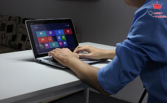 Laptop giúp ích rất nhiều trong học tập và giải trí