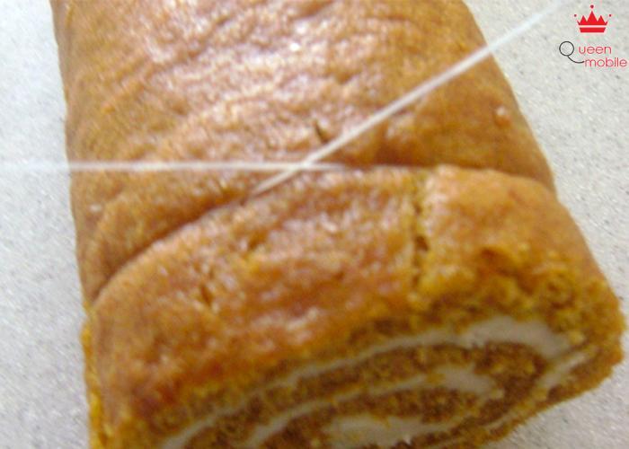 Cắt bánh hay thức ăn mềm