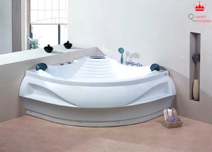 Bồn tắm là nơi dễ phát sinh nấm mốc