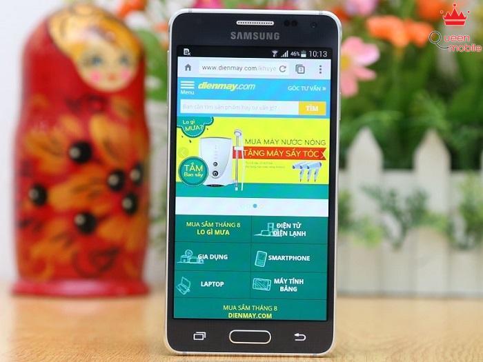 Đánh giá thời lượng pin Samsung Galaxy Alpha – Vượt xa mong đợi