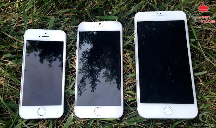 iPhone 6 có màn hình lớn hơn