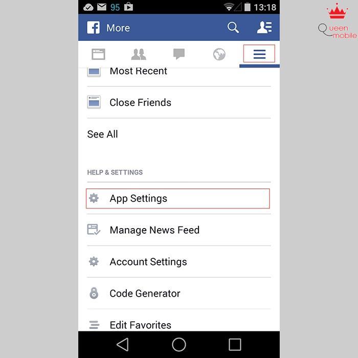 Mẹo ngăn ứng dụng Facebook tự động phát video