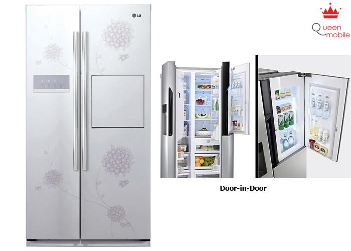 Top 3 tủ lạnh khiến bạn mê đắm muốn sở hữu ngay lập tức