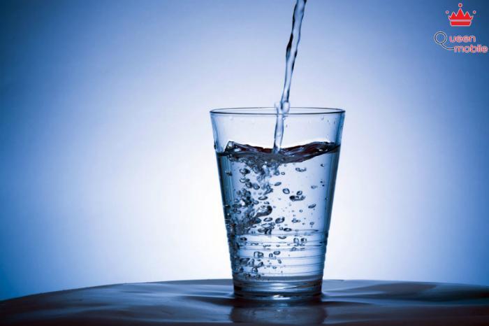 Mỗi ngày nên uống 8 ly nước