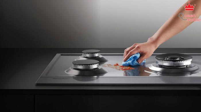 Luôn giữ cho bếp điện được sạch sẽ, chúng sẽ sử dụng được lâu dài